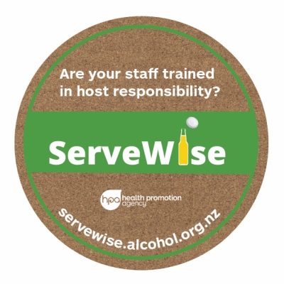 Are yout staff trained in host reponsibility? ServeWise.