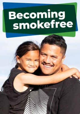 Becoming smokefree