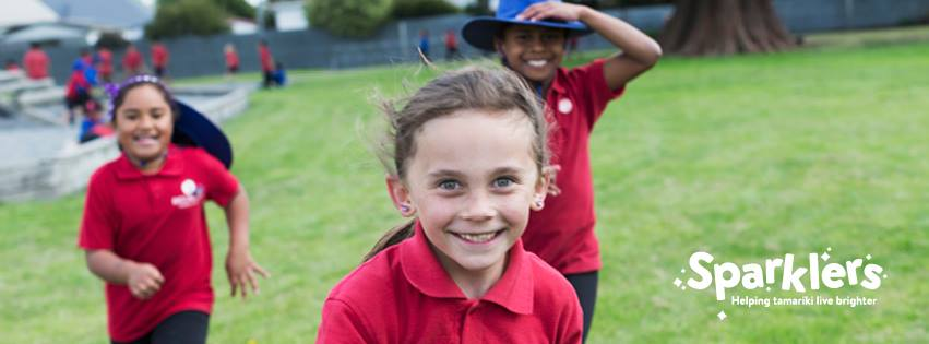 Sparklers: Helping tamariki live brighter.