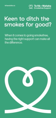 Keen to ditch the smokes for good?