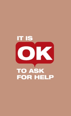 It is OK to ask for help - Tongan