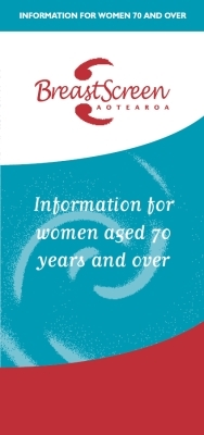 Information for Women Aged 70 Years and Over